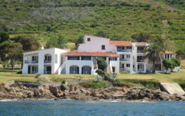 Residenci Punta Paliagi, záliv Liscia