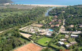 Residence Olmuccio Club ***, Santa Lucie de Porto Vecchio